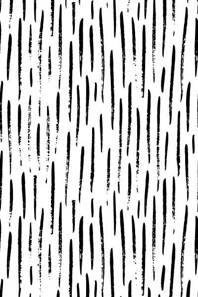 A collection of hand drawn patterns with lines and brush strokes by Type and Graphics Lab #pattern