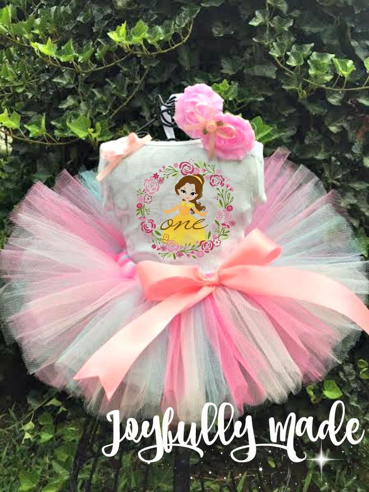 Belle Tutu Set - Belle Birthday Tutu - Belle Tutu - Belle Tutu Skirt - Belle Dress by joyfullymadeboutique on Etsy https://www.etsy.com/listing/459669514/belle-tutu-set-belle-birthday-tutu-belle