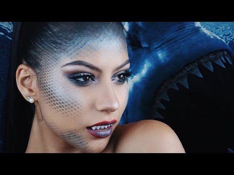 the 25 best shark makeup ideas on pinterest  demon girl