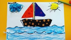 sailboat craft