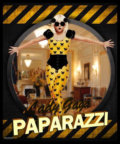Lady Gaga - PAPARAZZI (Lady Gaga Special) featuring Betow