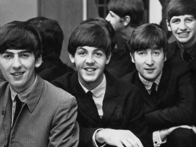 What are the names of The Beatles?