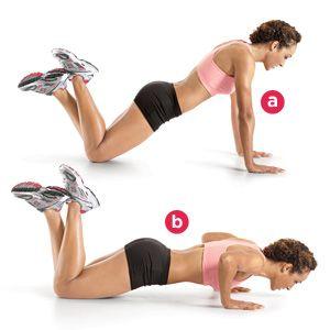 Resultado de imagen para ejercicio para endurecer los senos