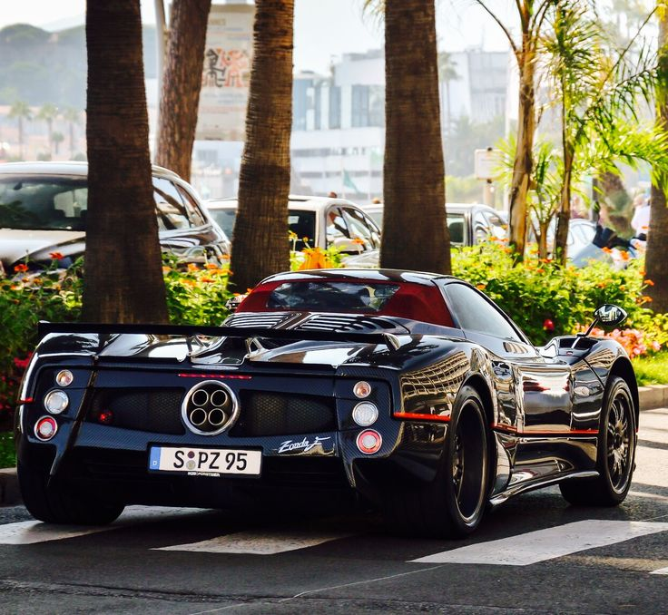 Pagani Car, Pagani Zonda, Cars, Autos, Car