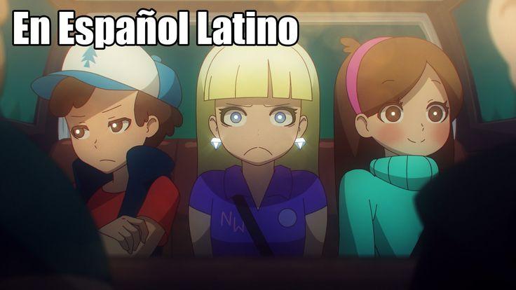 """Como sería si """"Gravity Falls"""" fuera un Anime! (Español Latino)"""