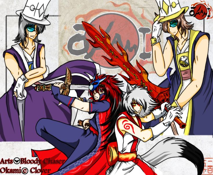 123 best okami images on Pinterest | Amaterasu, Videogames and Drawing