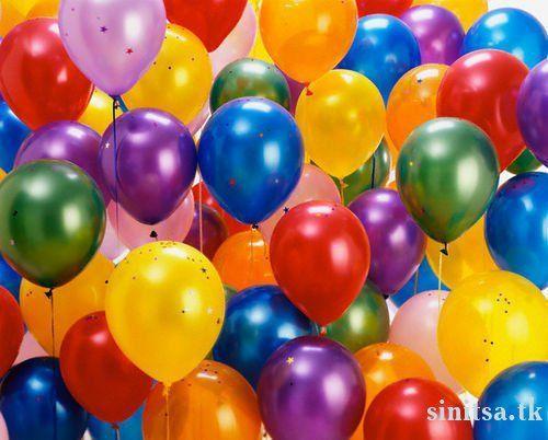 Воздушные шары на праздник - Украина , Харьковская обл. , Харьков - Доска бесплатных объявлений