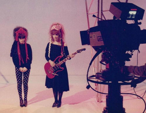 Strawberry Switchblade is super cute