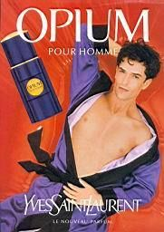 Opium Pour Homme Eau de Parfum Yves Saint Laurent for men Pictures