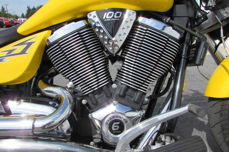 Used 2006 Victory Hammer Motorcycles For Sale in Oregon,OR. 2006 VICTORY Hammer, This Victory has an eye catching paint job, windshield, passenger seat with backrest, new tires, 100 cu in motor, six speed transmission, and more! It looks great, rides great, and sounds great! Schedule your test drive today! CALL 541-928-2447 or TEXT 503-302-1896 for more information! South Pacific's vehicles are inspected by our Tire Pro Service Center. Located on the corner of 53rd and Pacific Blvd in Albany…