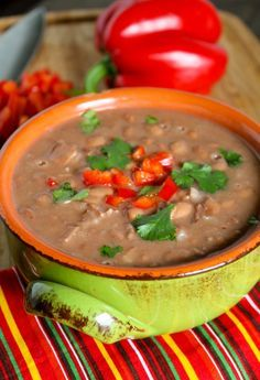 Best Darn Pot of Beans Ever - Homestyle Pinto Beans w- a Pressure Cooker Opt-4895