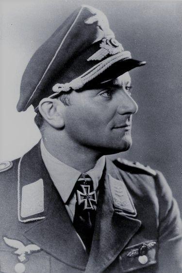 Hauptmann Rudolf Sigmund (1915-1943), Staffelkapitän 11./Nachtjagdgeschwader 1, Ritterkreuz 02.08.1943