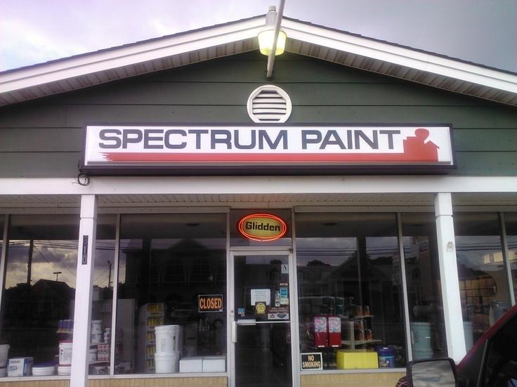 Spectrum Paint Myrtle Beach Sc