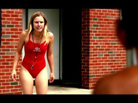 The Lifeguard - Official Trailer (HD) Kristen Bell  (30 is just there, its just sitting there)