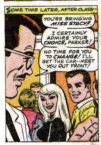 Finding Gwen Stacy part 4: First Date and Daddy's Girl #spiderman #marvel #superheroes