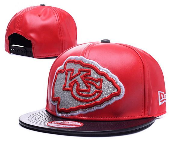 Kansas City Chiefs NFL Leather Snapback Hats|only US$6.00 - follow me to pick up couopons.