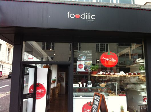 Foodilic @ 163 Western Road, Brighton, BN1 2BB