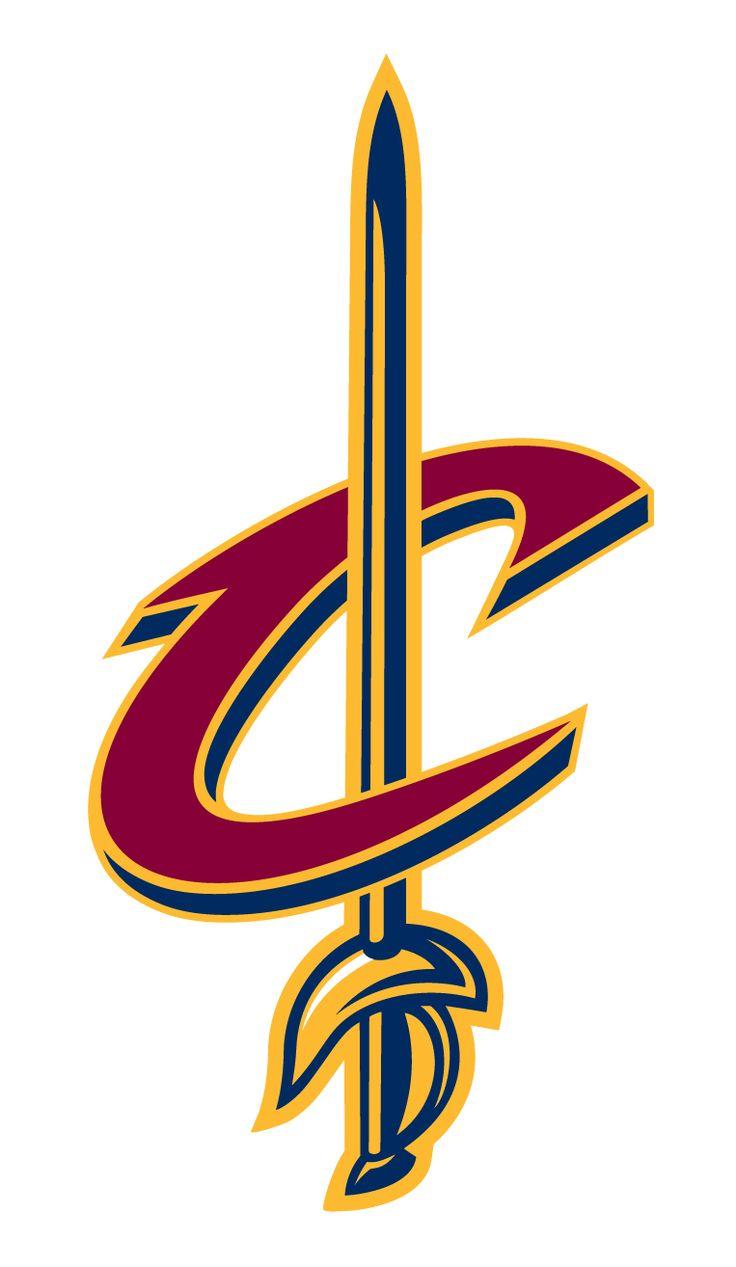 Cleveland Cavaliers Secondary Sword Logo