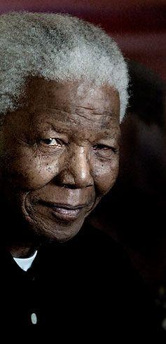 Goodbye to Nelson Mandela