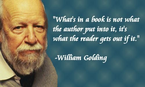 """a biography of william golding an english novelist A biography of the novelist william golding, whose """"lord of the flies"""" became a bible of tortured adolescence in america, has some lighter notes."""