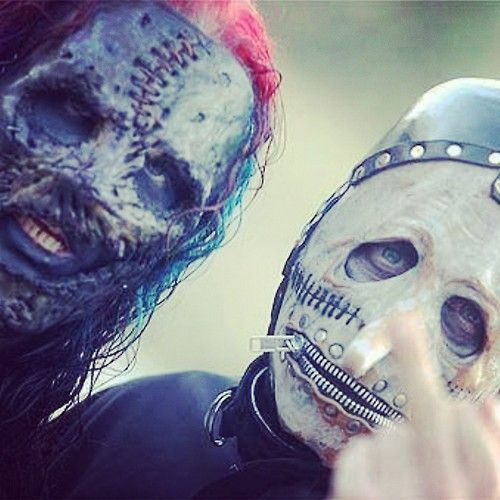 corey taylor and chris fehn