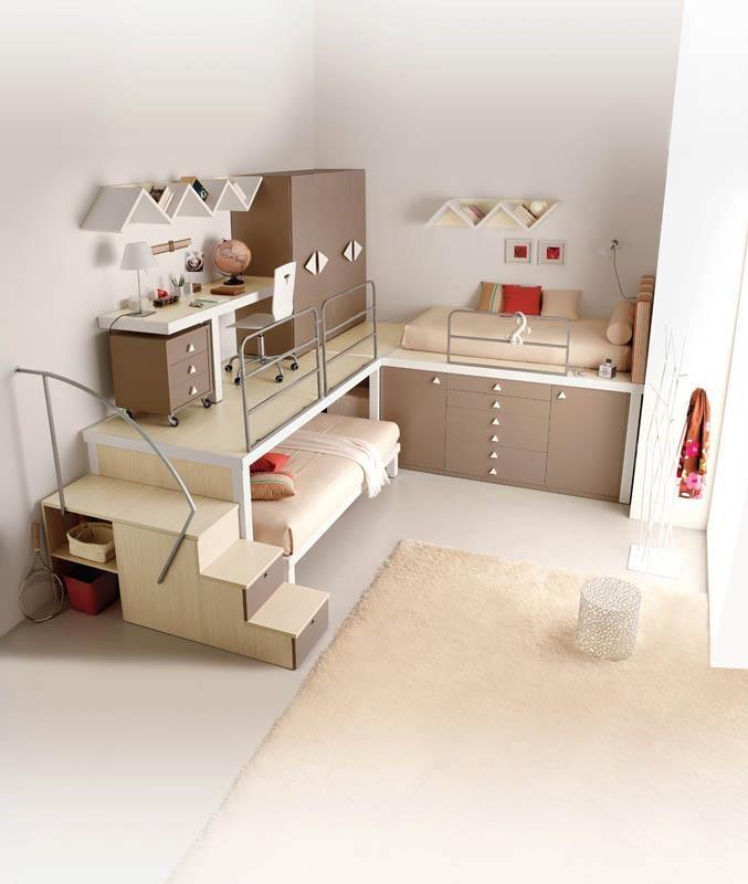 space saving kids furniture
