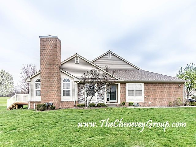 New Listing in Canton, MI with beautiful Golf Course views.  Contact Nancy Chenevey, The Chenevey Group, 734 645-4414, www.nancycheneveyhomes.com
