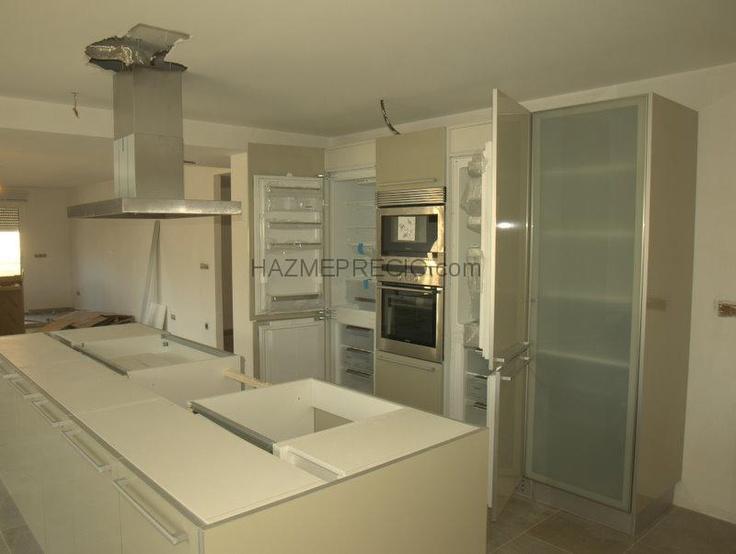 Reforma de cocina instalacion de cocina instalacion de - Cocinas de formica ...