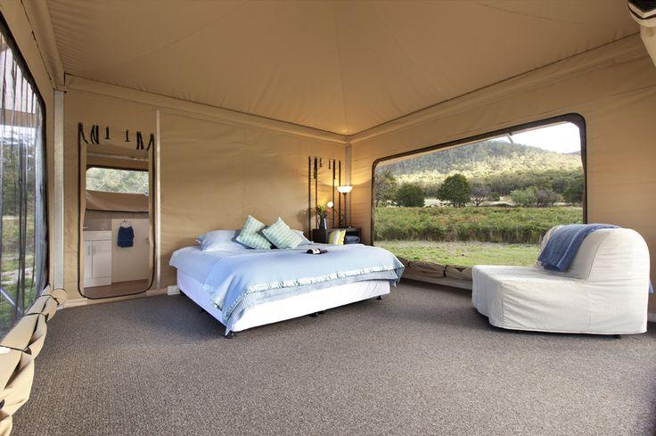 Retreats - Cave Hill Creek • Beaufort, Victoria, Glamping, Wedding