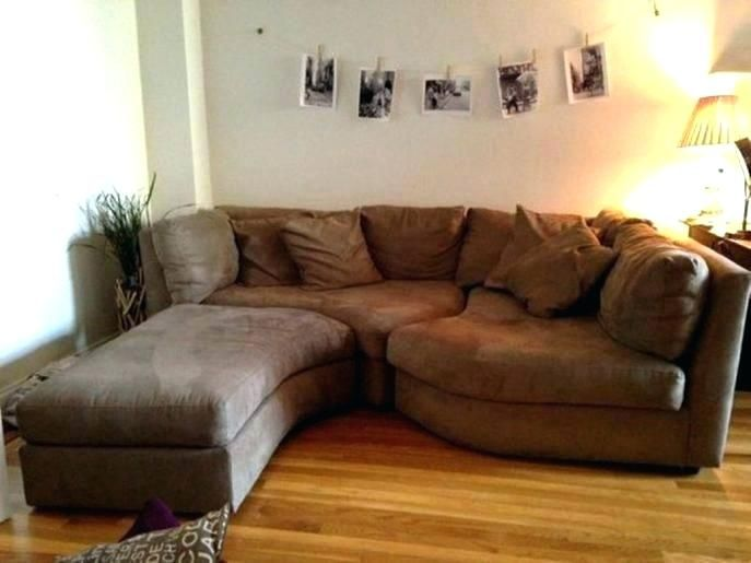 Apartment Size Leather Sectional In 2020 Apartment Sectional Sofa Apartment Sectional Sectional Sofa