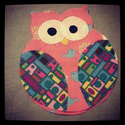 Little owl The Divine Miss N is making