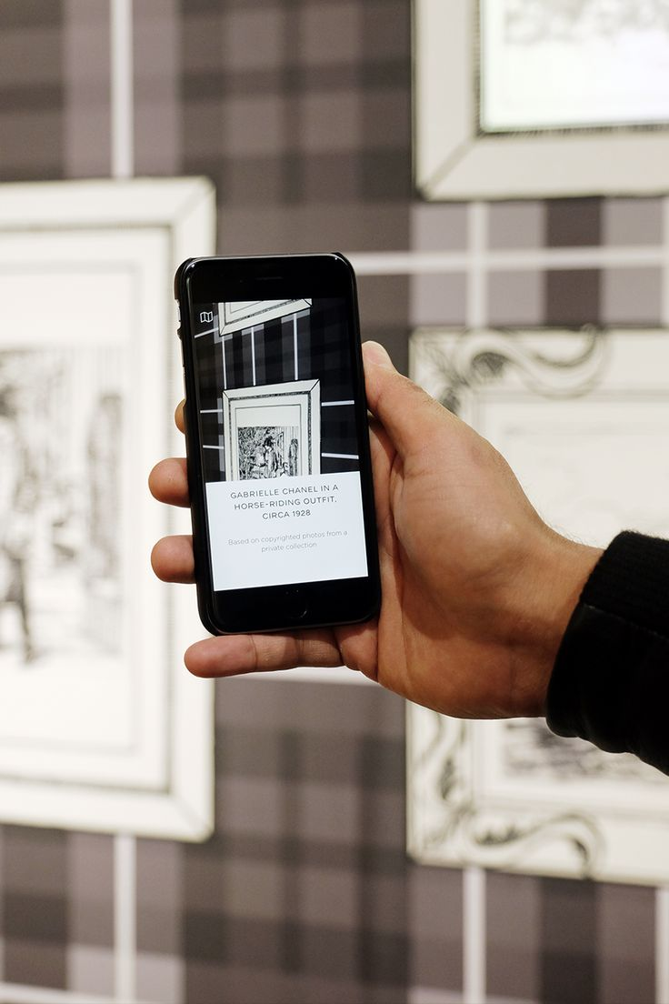 chanel exhibition app - Google Search