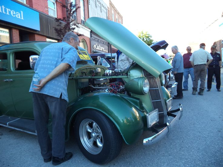 Markdale Annual Cruise Night