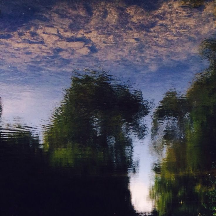 Countryside mysteries #reflection #colors #nature #countryside