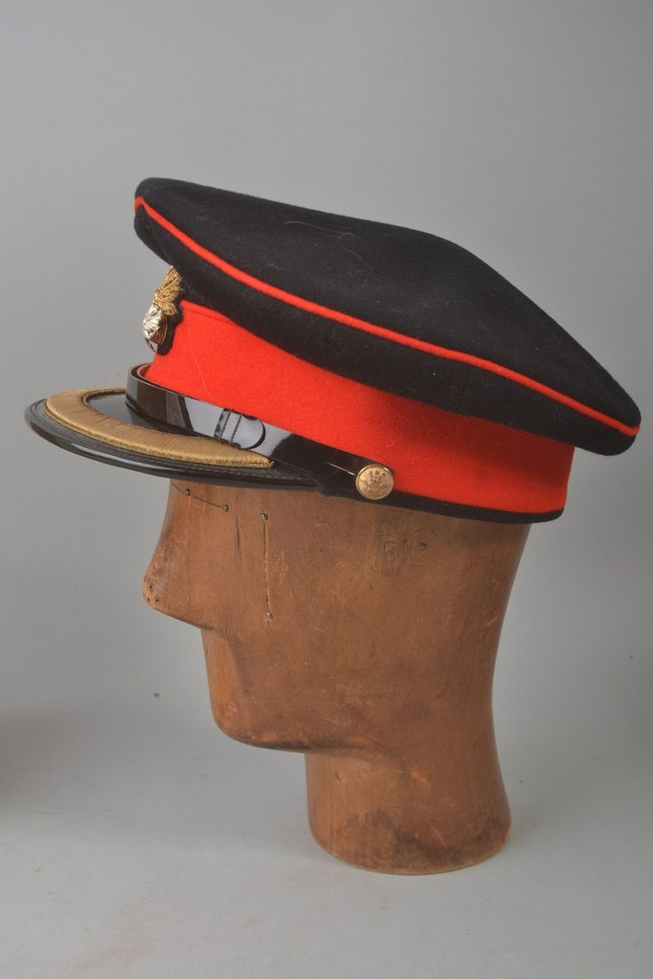 RWF Field Officer (Major - Lt Col) No1 Dress Hat.