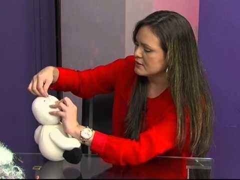 MUÑECO DE NAVIDAD - 8 DE NOVIEMBRE DE 2012 - TEMAS DE FAMILIA TELECARIBE - YouTube