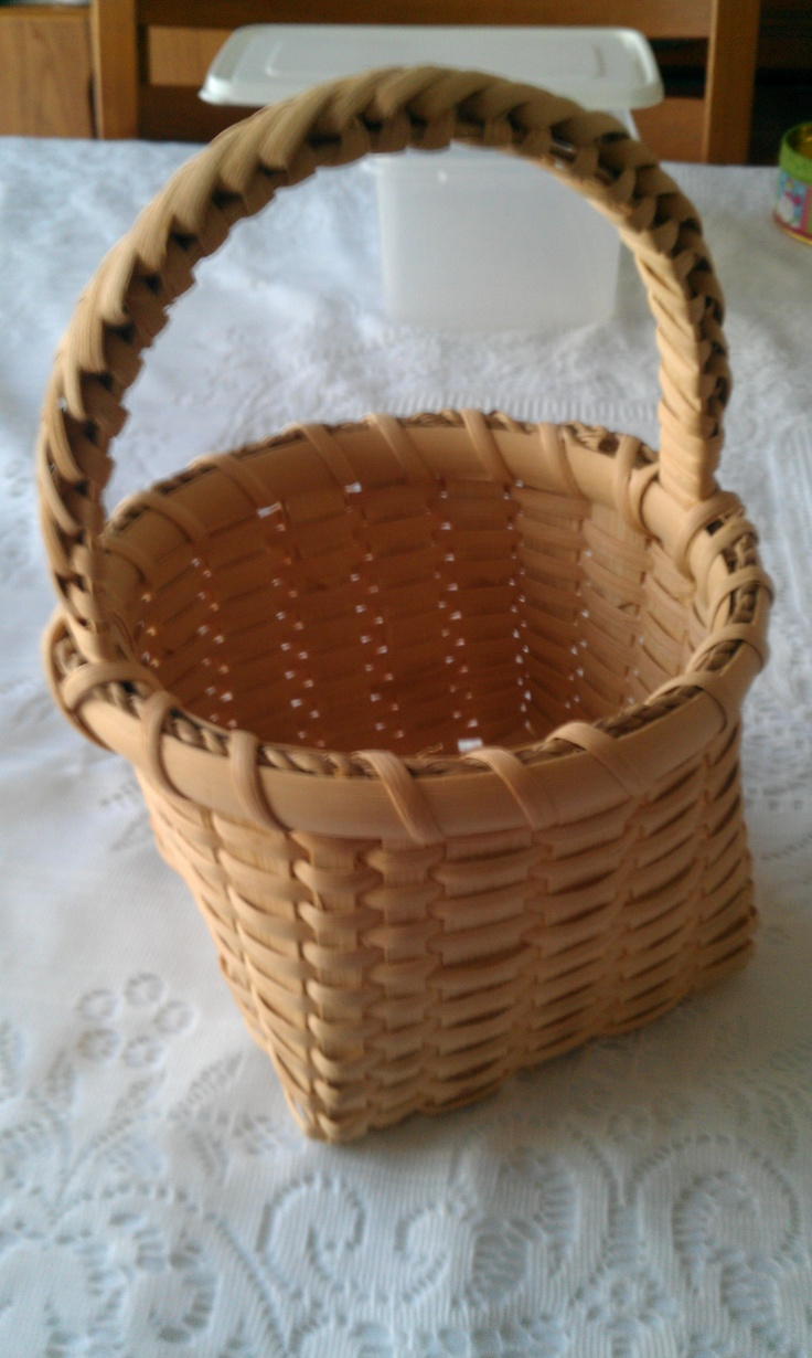44 best Basket Making images on Pinterest | Baskets, Blue ribbon ...