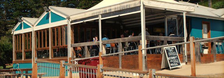 The Flying Fish Café - Port Elliot