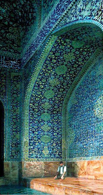 Shah Mosque, Isfahan, Iran   by NADLER Photography
