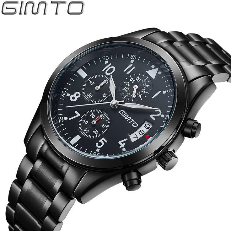 $41.45 (Buy here: https://alitems.com/g/1e8d114494ebda23ff8b16525dc3e8/?i=5&ulp=https%3A%2F%2Fwww.aliexpress.com%2Fitem%2F2016-New-GIMTO-Luminous-Men-Watch-Luxury-Top-Brand-Business-Male-Clock-Full-Steel-Date-Sports%2F32693069372.html ) 2016 New GIMTO Luminous Men Watch Luxury Top Brand Business Male Clock Full Steel Date Sports Quartz Watch Relogio Masculino for just $41.45
