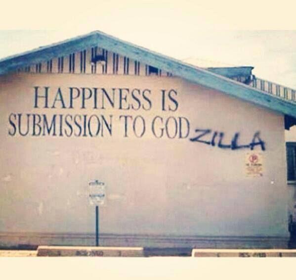 GODzilla :)