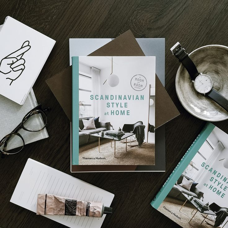 My Book: Scandinavian Style at Home