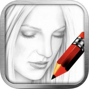 Sketch Guru - My Handy Sketch Pad for iPhone by Bejoy Mobile