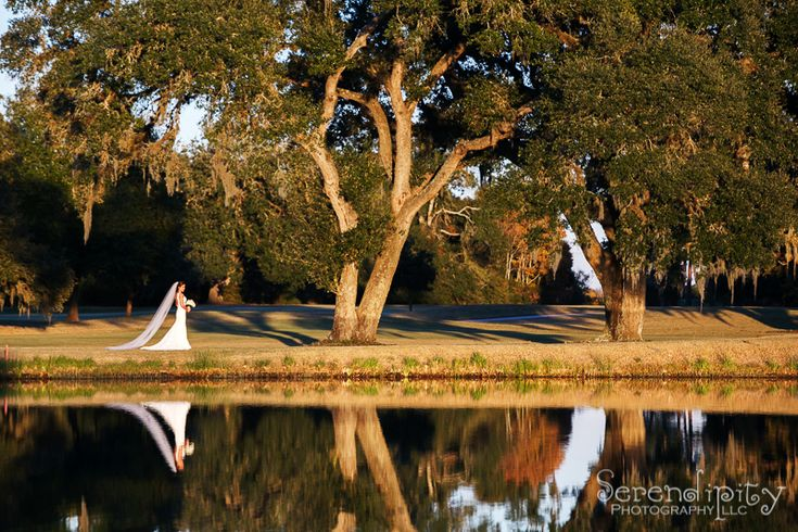 Outdoor Wedding At Houston Oaks Country Club: Houston Oaks Country Club Wedding, Texas Rustic Outdoor