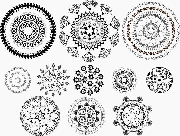 as 25 melhores ideias sobre significados de mandalas no pinterest