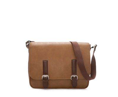 Image 1 of SPORTY MESSENGER BAG from Zara