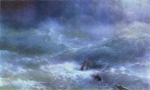 Le Bûlow - (Ivan Aivazovsky)
