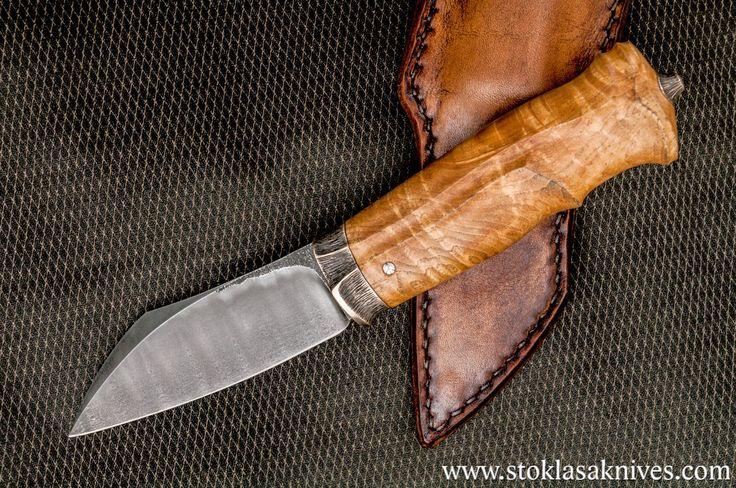 Roman Stoklasa knives: saexy