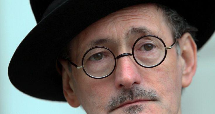 John Shevlin in Optica Eyewear