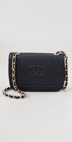 Vintage Chanel Small Camera Bag